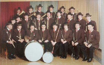 7.Gruppenbild 1973 TMK Pöndorf