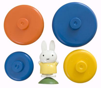 Große baby Krabbeldecke Miffy Design Dick Bruna