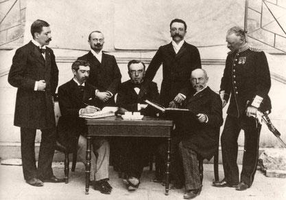 Le CIO en 1894