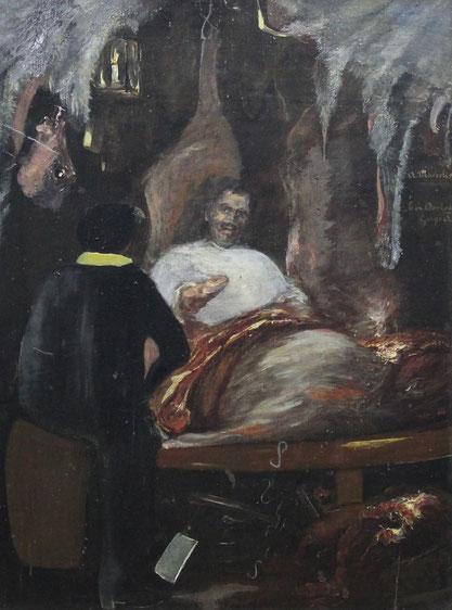 te_koop_aangeboden_een_schilderij_van_arend_arnoldus_marcelis_1872-1945