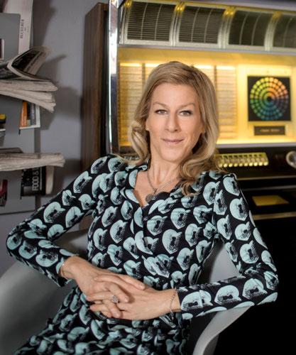 Antje Diller-Wolff privat: auch außerhalb von shs medien kompetent, erfolgreich und entspannt.