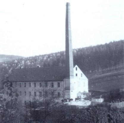 Bild: Teichler Wünschendorf Erzgebirge  Alte Seifertmühle