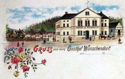 Bild: Wünschendorf Dürrröhrsdorf-Dittersbach