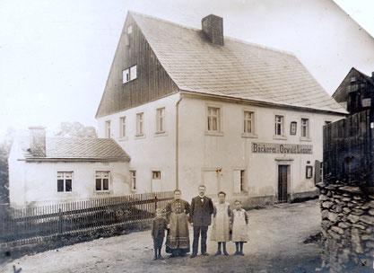 Bild: Wünschendorf Bäckerei Lößer Erzgebirge