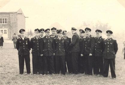 Bild: Wünschendorf Feuerwehr 1960