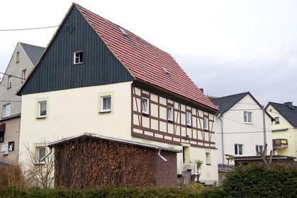Bild: Wünschendorf Fachwerkhaus Erzgebirge