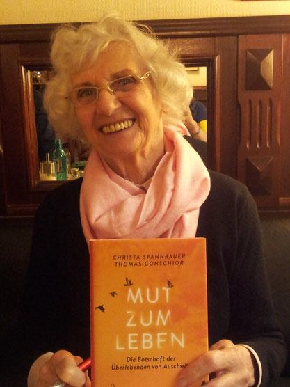 Eva Fahidi und der Mut zum Leben