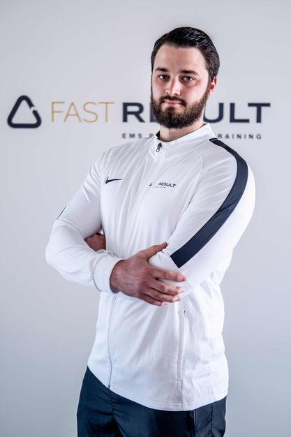 Niklas - FASTRESULT® Instructor