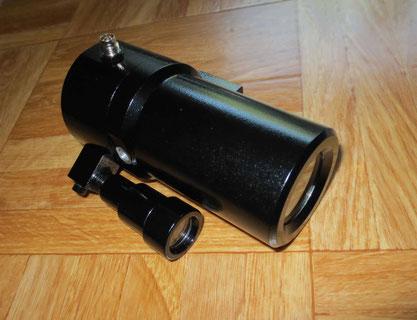 Kamera ohne Schutzblech