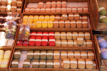 Bild: Seife aus Marseille, Provence