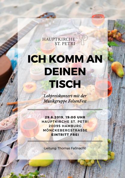 Rike reichert lobpreismusik querflöte hamburg thomas fassnacht