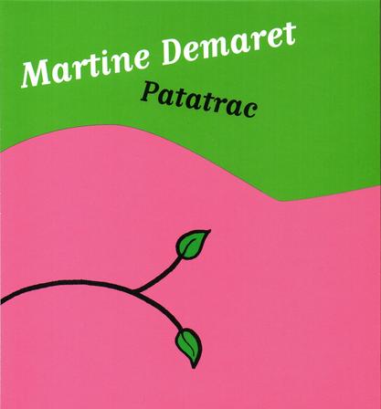 Martine Demaret - Patatrac (Album) 2014 [Mastering]