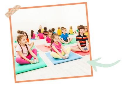 Kreative Fortbildungen für Erzieher mit Spiel, Spaß und Kinderyoga