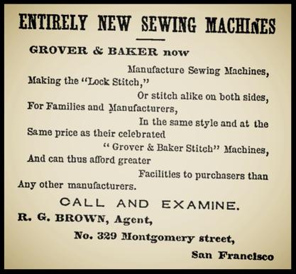 1862 Advertisement