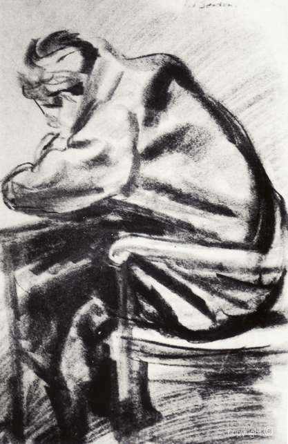 Erwin Bowien (1899-1972): Hanns Heinen, 1932