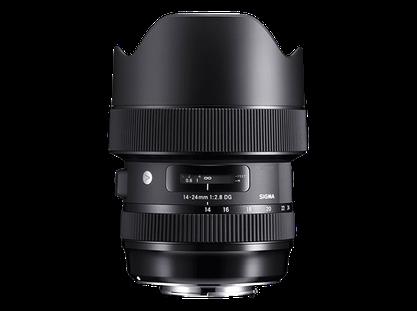 Sigma 14-24 Canon EF mieten