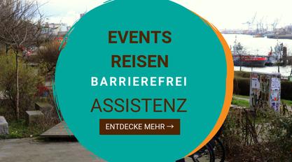 Event Assistenz, Reiseassistenz