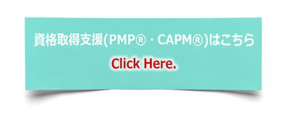 資格取得支援(PMP®・CAPM®)はこちらをクリック