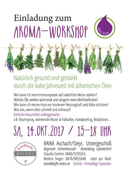 Aroma-Workshop