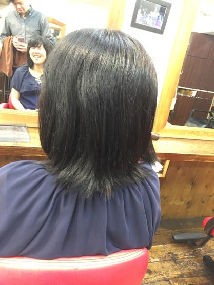 横浜の無責任美容師☆奥条勇紀☆ 沢山の嬉しい報告に顔がにんまり(*´ω`*)