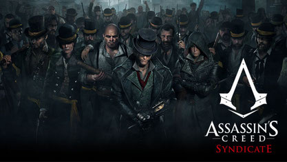 Assassin's Creed Syndicate disponible ici.