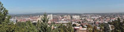Ville de Spokane