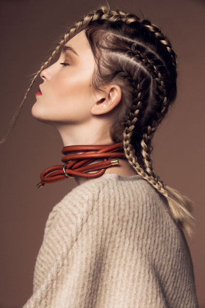 Foto: Ellin Anderegg, Hair&Make-up: Nina Tatavitto, Styling: Jana Keller, Scout Models: Jade & Carmen. Copyrights: ROYAL BLUSH