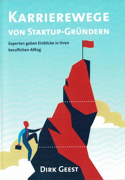 Buchcover - Gründergeschichten - Buch von Dirk Geest