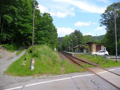 Bahnübergang Kemtau