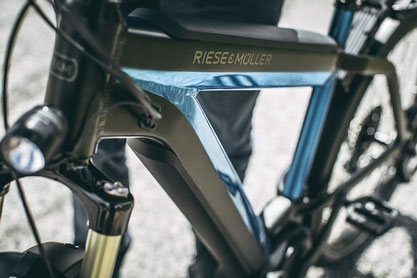 Unsere Experten in Hanau helfen Ihnen gern dabei, mehr über die Technik von Trekking e-Bikes zu erfahren.