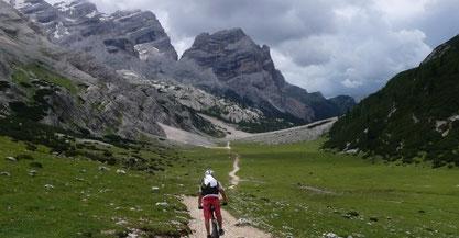 MTB-Reisen mit der e-motion e-Bike Welt München West