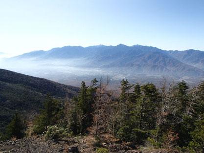 西岳 登山 ガイド