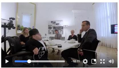Bildausschnitt aus dem Video von mabachertv