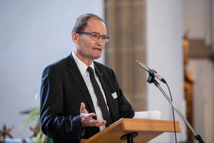 Generalvikar Klaus Pfeffer (Foto: Achim Pohl / Bistum Essen)