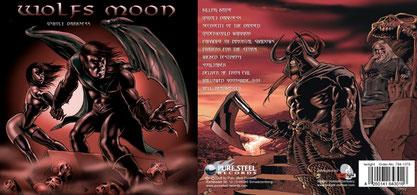 "CD ""Unholy Darkness"" ......... 8 €"
