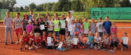 Rekordbeteiligung bei diesjähriger Kinder- u. Jugendmeisterschaft