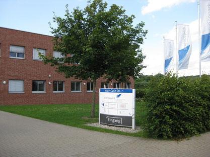Fassisi Unternehmensgebäude in Göttingen