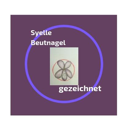 Zeichnungen, Bilder von Syelle Beutnagel zum Verkauf, Logo Kunst und Kaffeetassen
