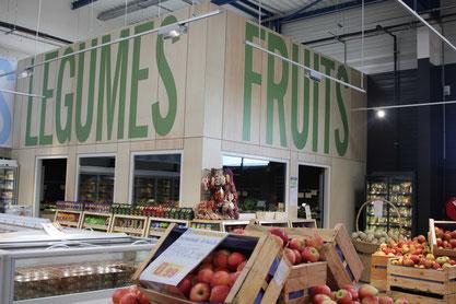 un sas froid pour améliorer la conservation des fruits et légumes