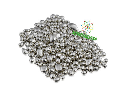 silver metal, silver pellets, silver for element collection, silver metal for investment, silver acrylic cube, silver grains, silver granulates, nova element silver