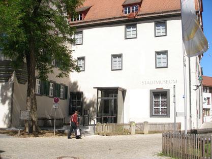 Bild: Andrea Kugler/ Stadtmuseum Nördlingen.