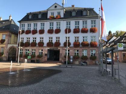 Rathaus Miltenberg - Was läuft hinter den verschlossenen Türen?