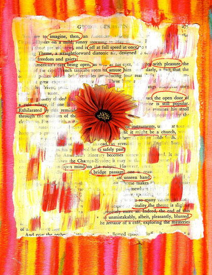 Found Poetry by Shelley Klammer