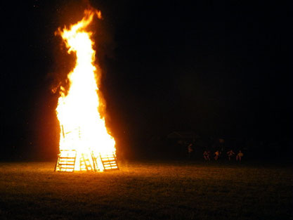 We build fire into the spirit of youth through scouting!