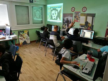 atelier création jeux vidéo
