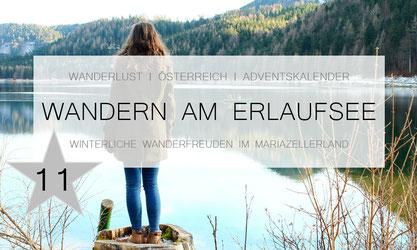 Wandern am Erlaufsee, Wanderung Mariazellerland, St. Sebastian, Ötscher-Tormäuer, Wandern Mostviertel