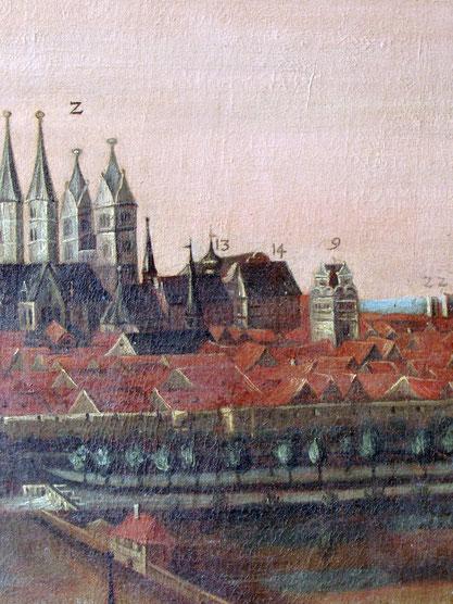 Das mittelalterliche Halberstadt