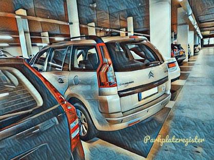 parkplatz frankfurter flughafen