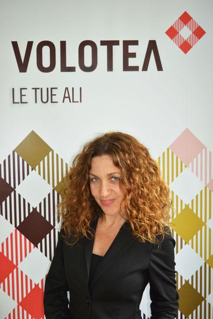 Valeria Rebasti, Commercial Country Manager Volotea per l'Italia