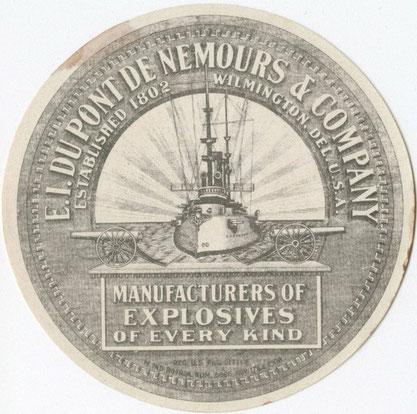 Logo de la Du Pont de Nemours
